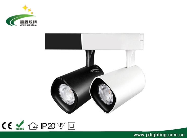 LED COB轨道灯10W用于展厅、画廊、商店、博物馆